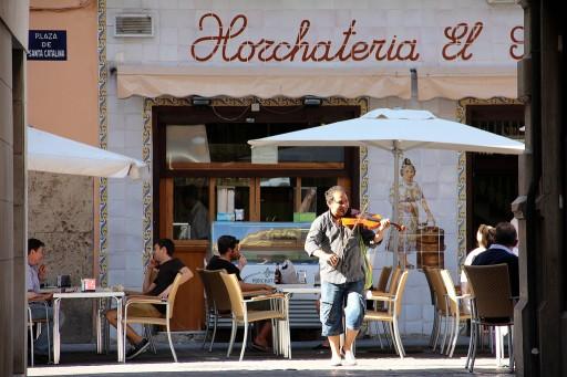 violinesYhorchatas